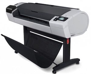 Brother wide format printer